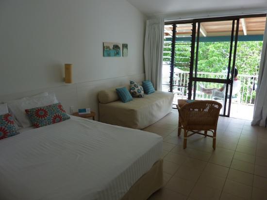 Heron Island Resort: Reef Room - Second Floor - 2 Beds