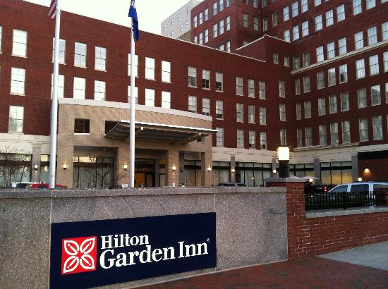 Hilton Richmond Downtown: great location, welcoming staff