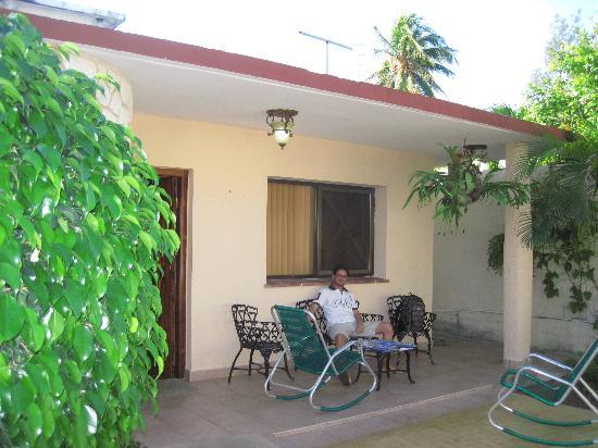 Beny's House: giardino