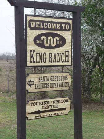 King Ranch Texas >> King Ranch Picture Of King Ranch Visitor Center Kingsville
