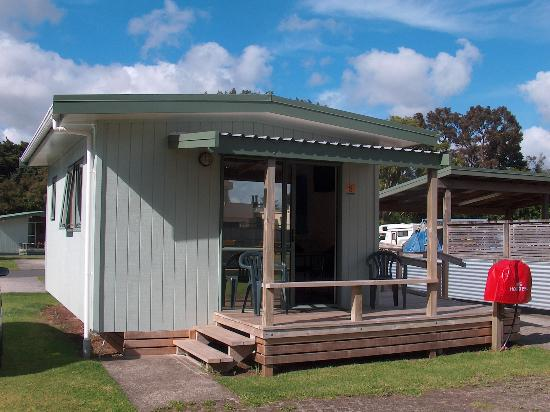 Whangarei TOP 10 Holiday Park: Our Cabin at Top 10, Whangarei