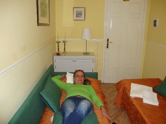 Le Stanze dei Medici: habitación cuádruple