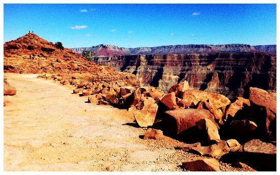 Pink Jeep Tours Las Vegas: Guano Point