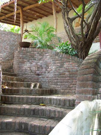 Pelican Eyes Resort & Spa: still more stairs