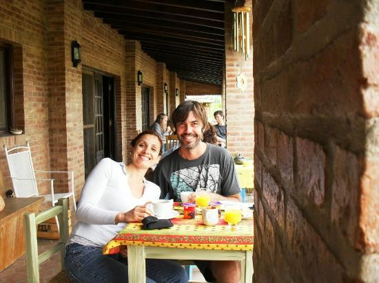La Carmelita Hotel Rural: el extrañado desayuno