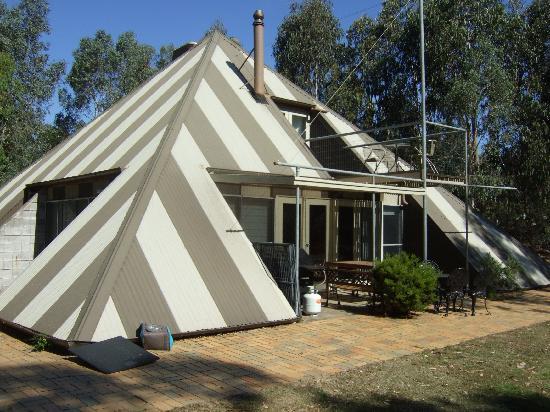 Grampians Getaway Resort : Pyramid No.1
