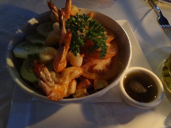 La Bussola Restaurant: view