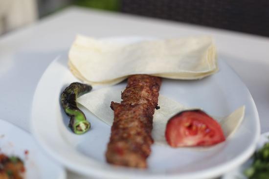 Kosebasi Reina: Delicious kebab