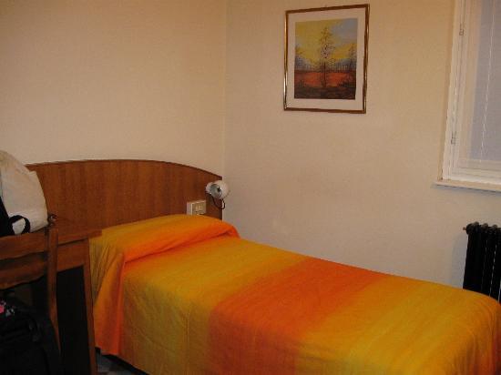Hotel Monte Codeno: Single Room