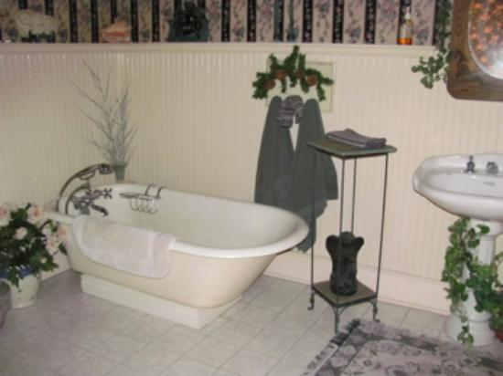 Quicksand and Cactus Bed & Breakfast: Tub
