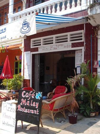 Cafe Malay - The Garden Cafe: Cafe Malay