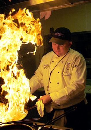 Benedetto's Ristorante Italiano : Chef Benedetto Pumo ( Ben)