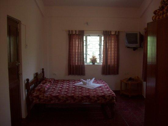 Baga Villa: Room