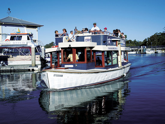 The Noosa Ferry Cruise Company: Welcome Aboard