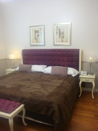 Duque Hotel Boutique & Spa : Room
