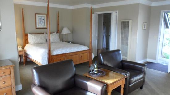 Albion River Inn: Inside Room 3