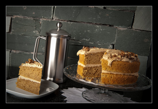 Greens Cafe & Bistro : Coffee and Cake ?