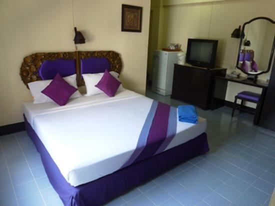 Sawasdee Sabai: ベッド