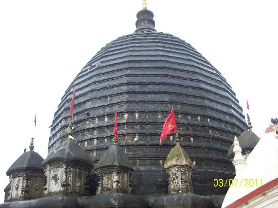 kamkhya temple 2017-05-22  kamakhya temple is located on a hilltop which is called the neelachala parvat or kamagiri near the city of guwahati in assam.