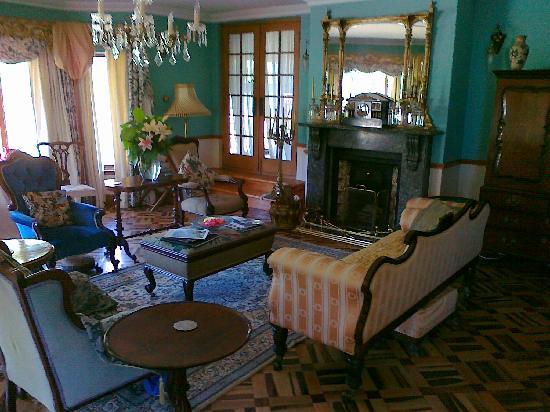 Constantia Woods: Salon Erdgeschoss