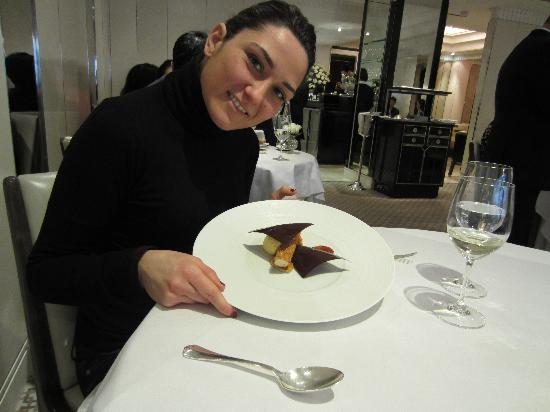 Best Scallops In London Picture Of Restaurant Gordon Ramsay