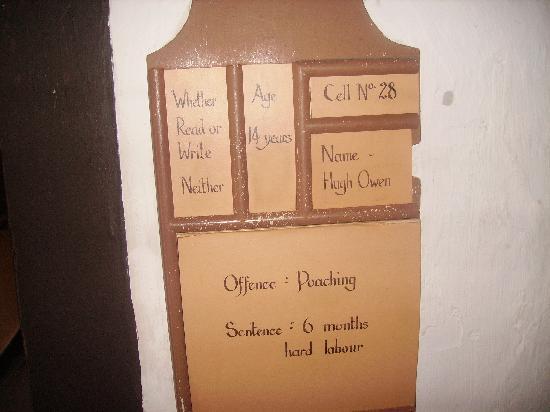 Beaumaris Gaol: beaumris gaol