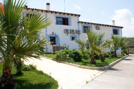 Casas Rurales del Abuelo: Garden