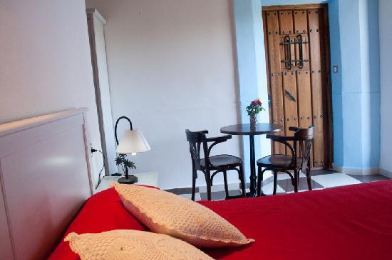 Casas Rurales del Abuelo: Double room