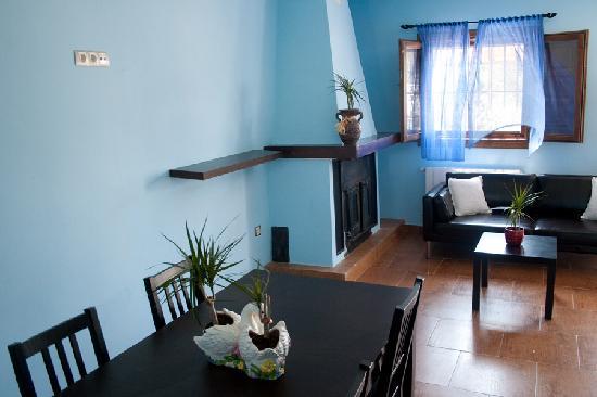 Casas Rurales del Abuelo: Sitting-room