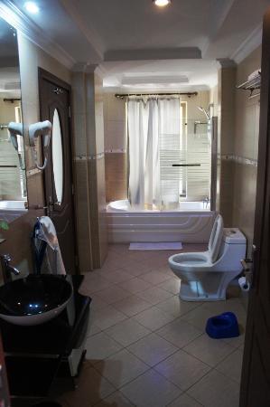 Eldon Villas Limited: Toilet