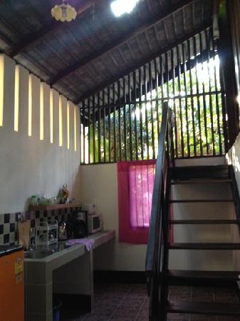kitchenette area. house #4