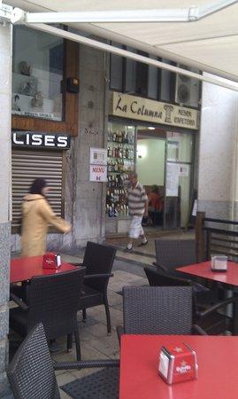 imagen La Columna en Ceuta