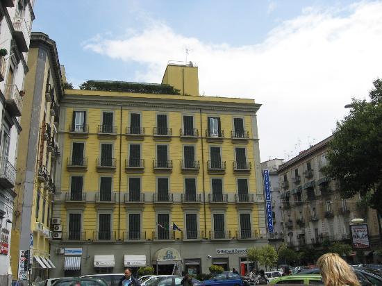 BEST WESTERN Hotel Plaza : l'Hotel Plaza