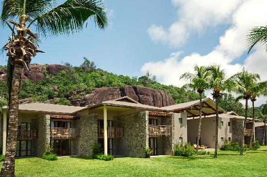 Kempinski Seychelles Resort: Room Block
