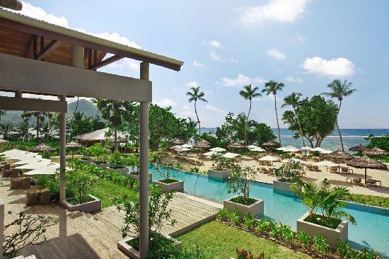 Kempinski Seychelles Resort: Pool Area