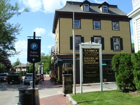 Inn on Bellevue: the photograph the inn