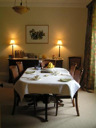 Eaton, UK: The Dining Room