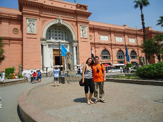 Sinai Voyage: Кайро