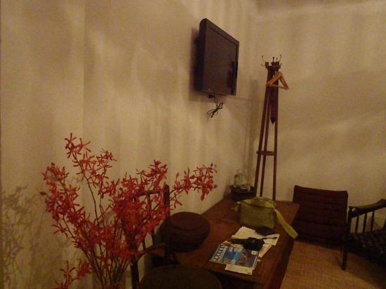 The Asadang: room