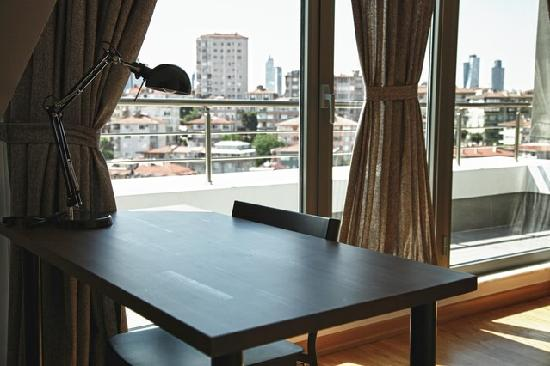 Chakra Suites: one bedroom suit