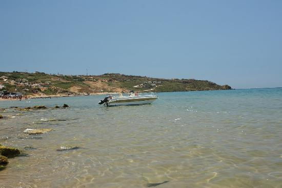 Le Case del Vivaio : Capo San Marco Beach