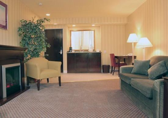 Econo Lodge: Suite