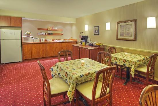 ‪‪Econo Lodge‬: Breakfast Area‬