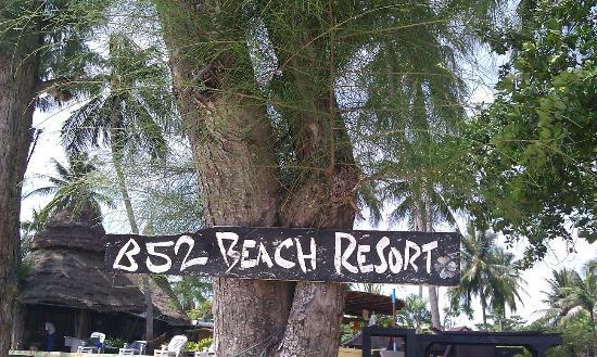 B 52 Beach Resort: B52 Beach Resort
