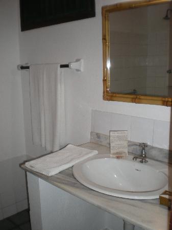 Ogum Marinho: baño