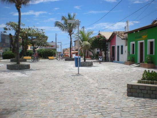 Arembepe Beach: arembepe