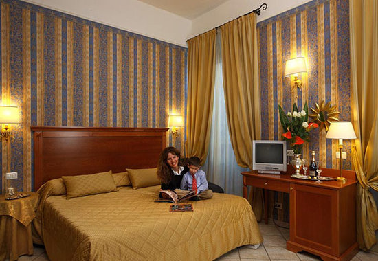 Hotel Golden : Hotel Golde Rome Double Superior Room