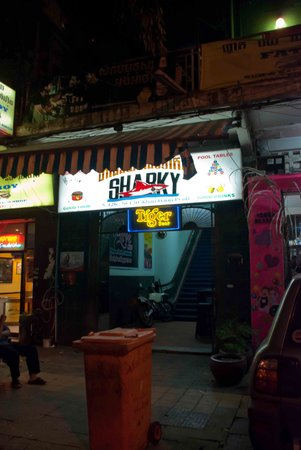 Sharky Bar and Restaurant