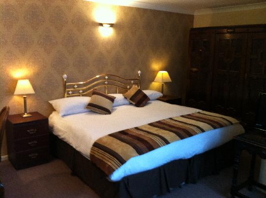 The Old Hall Hotel: Double/Twin