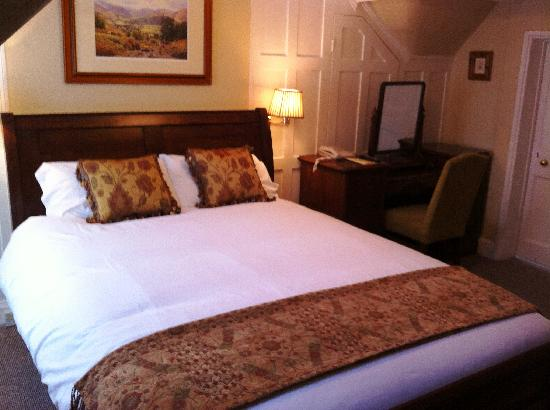 The Old Hall Hotel: Suite/Family Room